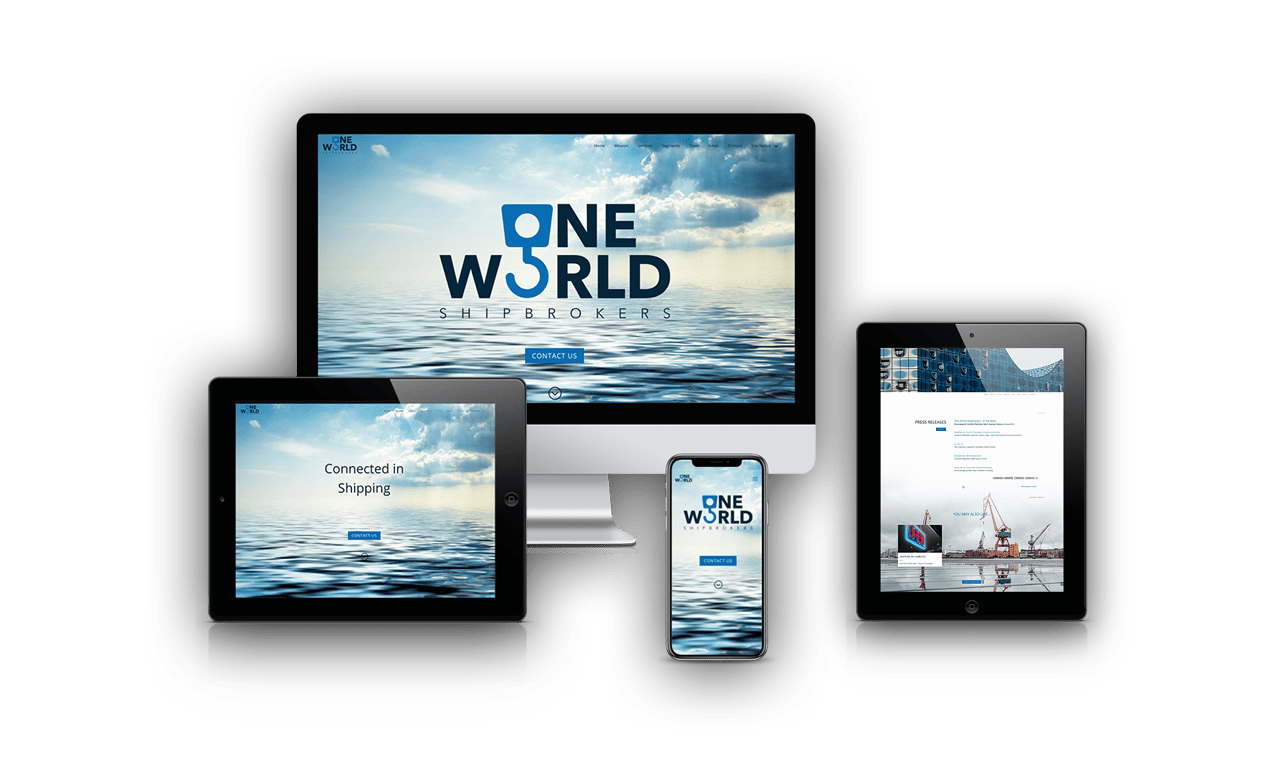 Webdesign und neue Webprojekte
