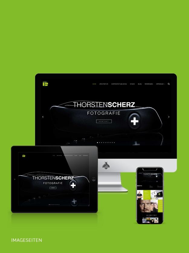 Webdesign für Fotografen