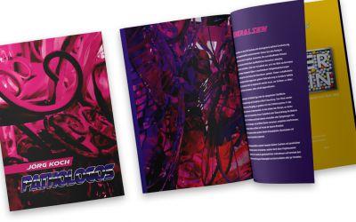 Ein Katalog für schrille Kunst
